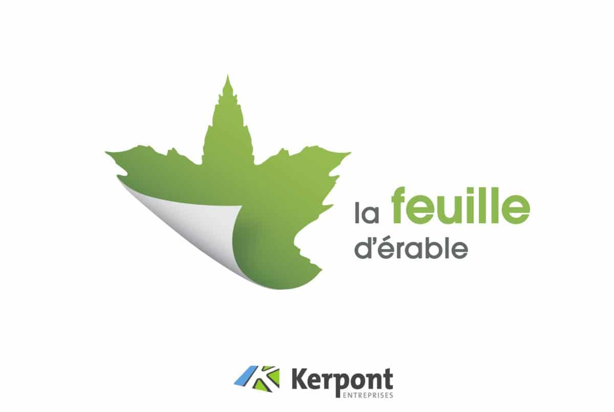 Kerpont Entreprises - La Feuille d'érable 2019