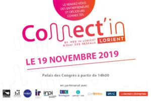 Salon Connect'in Lorient 2019