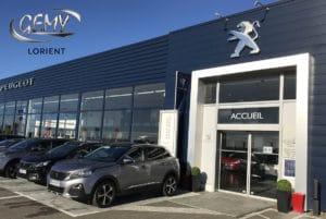 Novembre 2019 à Peugeot Gemy Lorient